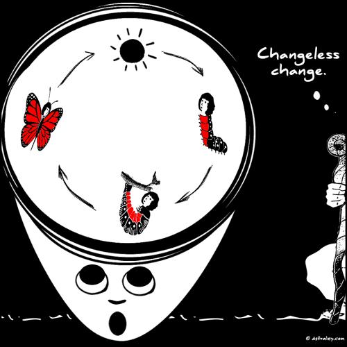 Changeless Change