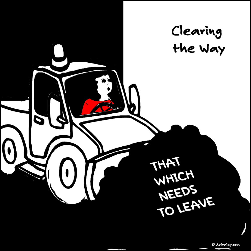 Clearing The Way