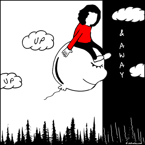 Up, Up, And Away