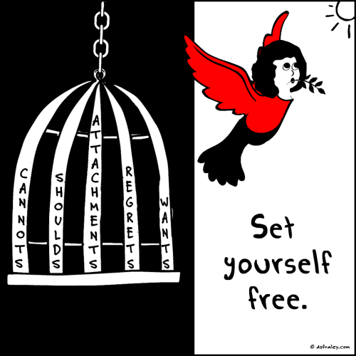 Set Yourself Free