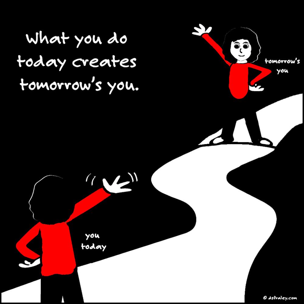 Tomorrow's You