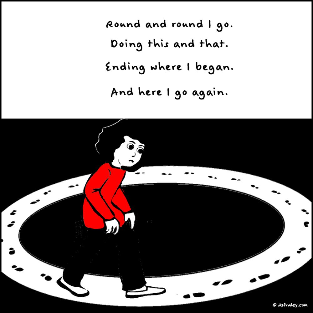 Goint 'Round In Circles