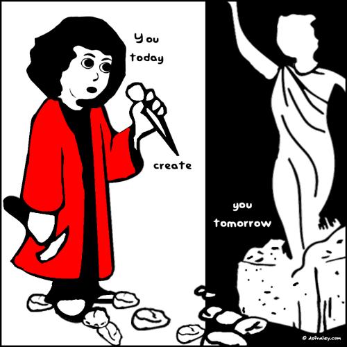 You Create You