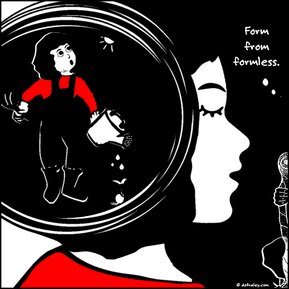 Form formless Form
