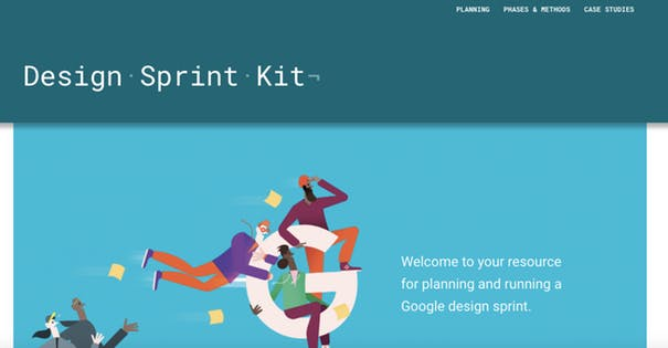 Google Design Sprint Kit