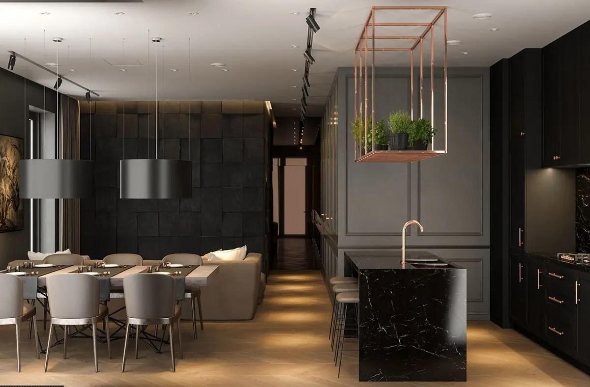 Sophisticated Kitchen Diner Design Ideas D Signers