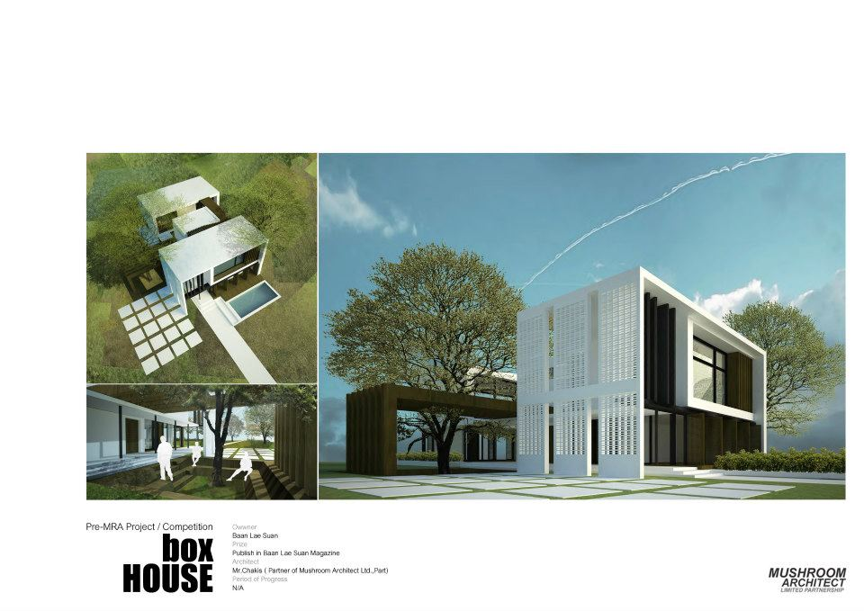 Dsigner directory mushroom architect limited partnership for Architect directory