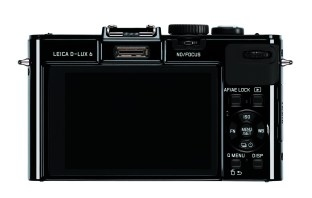 Leica D-Lux6 glossy black_back