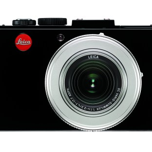 Leica D-Lux6 glossy black_front