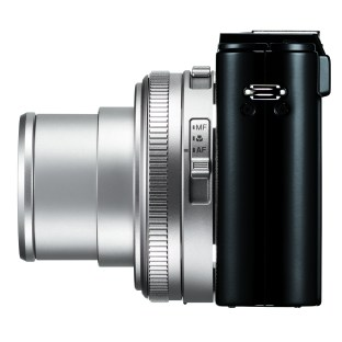 Leica D-Lux6 glossy black_left