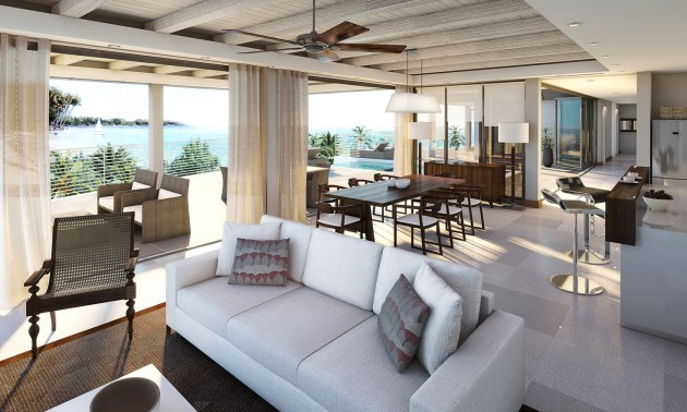 Centara Grand Azuri Residence & Suites Mauritius - Apartment
