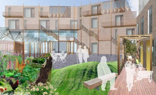 Wigglesworth Architects' co-housing project