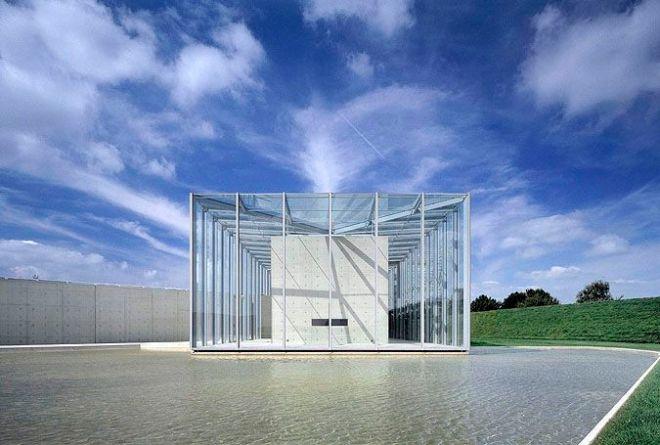 LANGEN FOUNDATION Hombroich Architekt: Tadao Ando