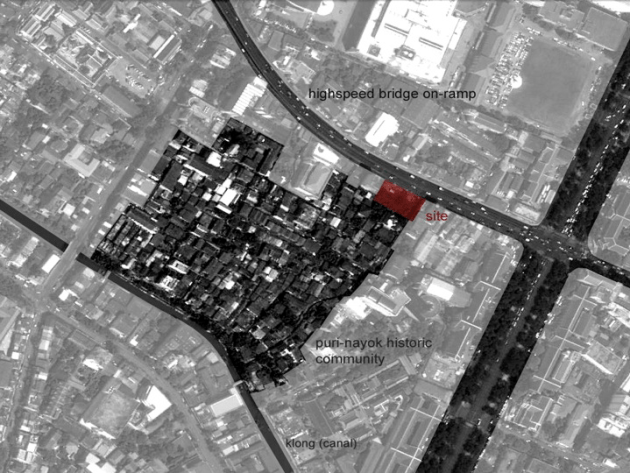 nanda heritage hotel_site plan