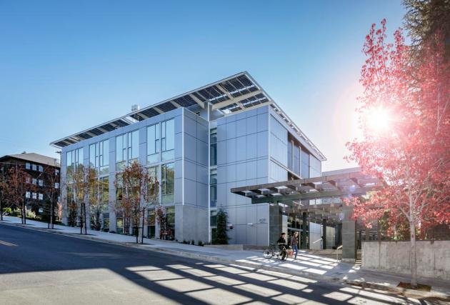 Jacobs Institute for Design Innovation, Berkeley Architect - Leddy Maytum Stacy