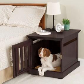 Nightstand-Dog-House-dark-color
