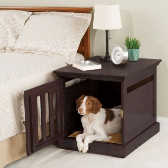 Nightstand-Dog-House-dark-color