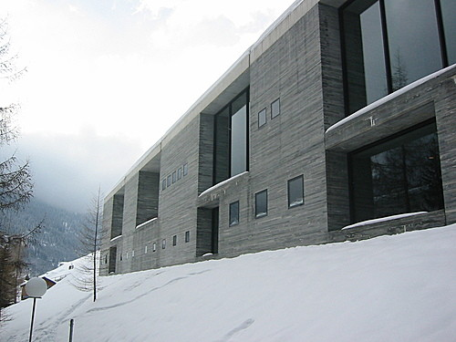 The Therme Vals