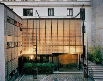 Maison-de-Verre-Paris-Exterior
