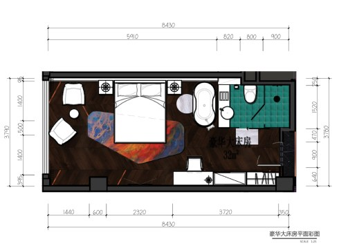 06_the_layout_of_Deluxe_King