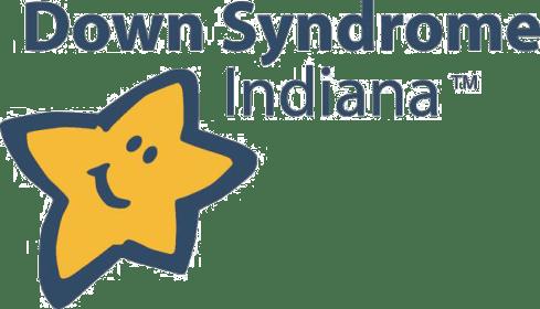 Down Syndrome Indiana logo