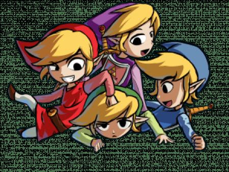 Je me souviens, d'un temps où il existait des Zelda coop bien pensés.