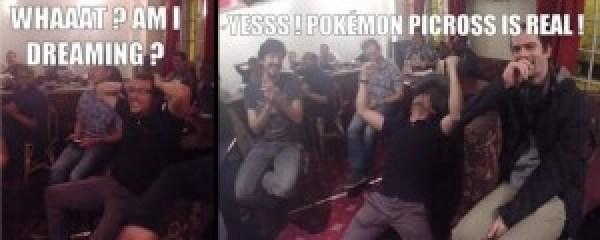 Ça c'est moi à l'annonce de Pokémon Picross, no comment