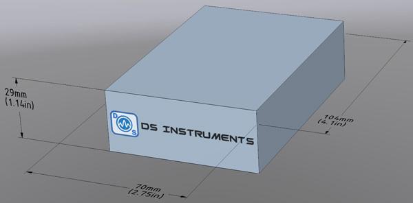 Mini RF Digital Attenuator