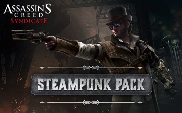 Assassin's Creed Syndicate - Steampunk Pack - PC - Buy it at Nuuvem