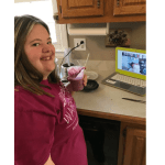 Emily's Berry Delicious Smoothie