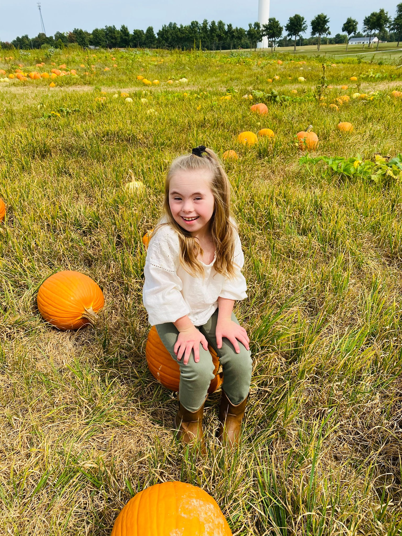 Down Syndrome Awareness Month Spotlights: Ellie Parnell