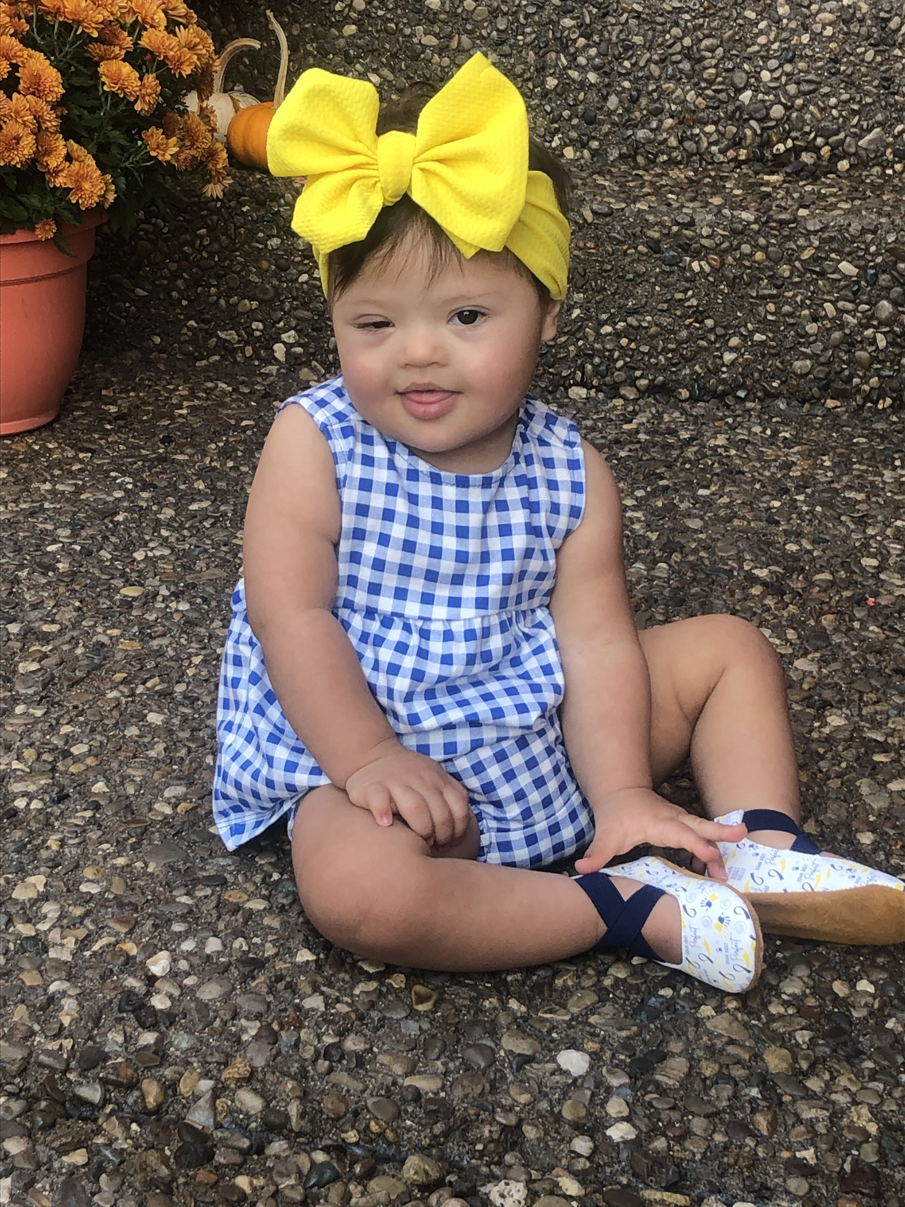 Down Syndrome Awareness Month Spotlights: Irelyn