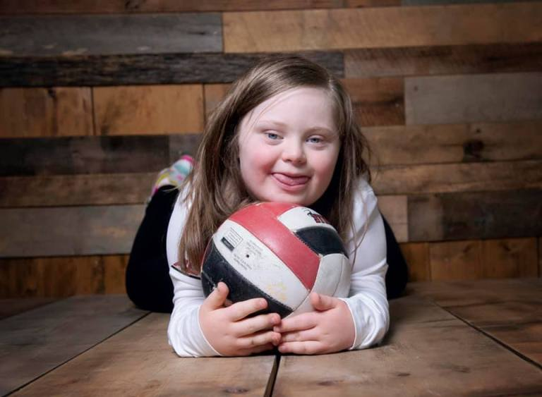 Down Syndrome Awareness Month Spotlights: Mallory