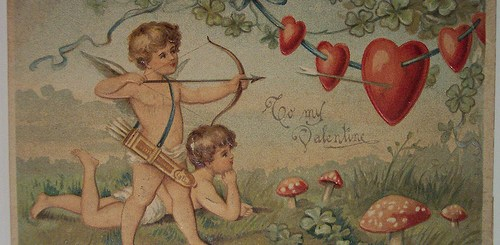 photo credit: Vintage Valentine's Day Postcard via photopin (license)
