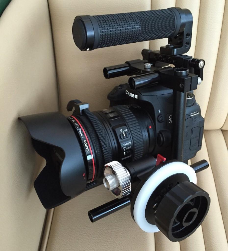 Diy Dslr Camera Rig: Affordable DIY Camera Cage