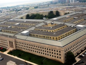 united states department of defense headquarters in washington DC