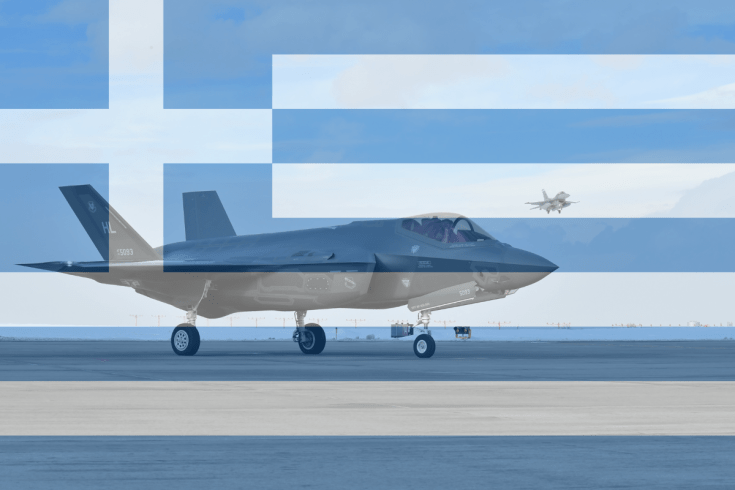Greece Contemplates F 35 Acquisition to Replace Oldest F 16s