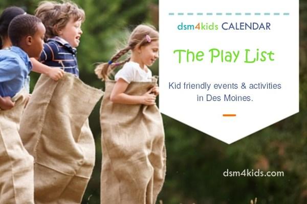 dsm4kids Calendar