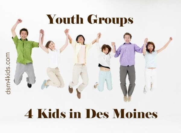 Youth Groups 4 Kids in Des Moines - dsm4kids.com