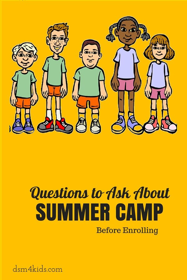 Questions to Ask About Summer Camp Before Enrolling