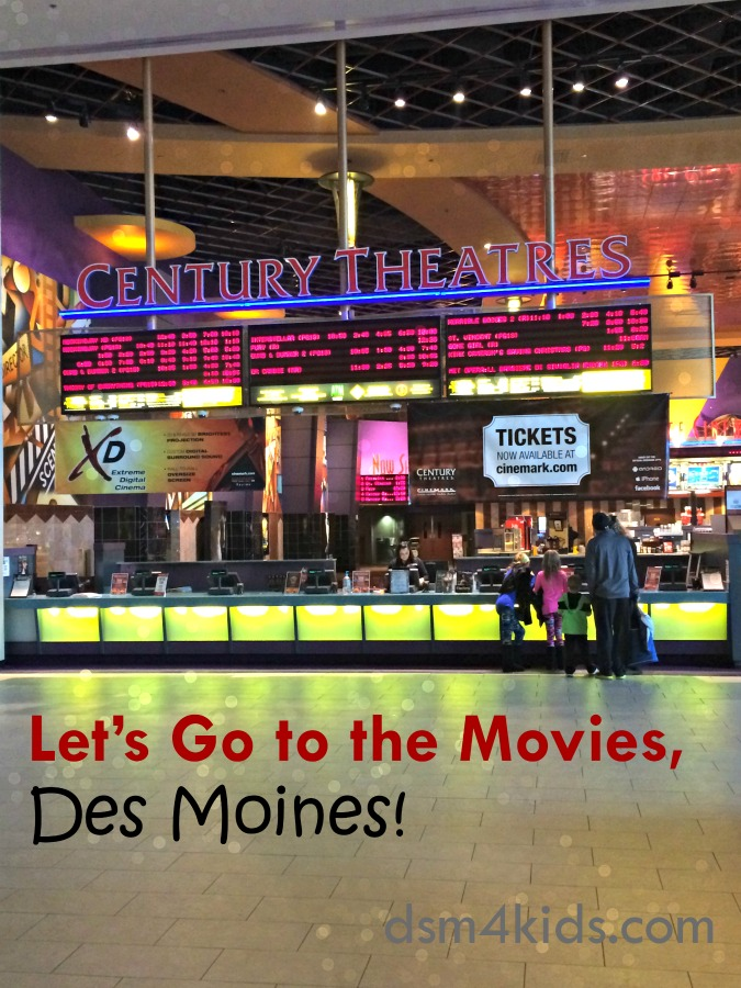 Let's Go to the Movies, Des Moines!