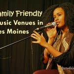 Family Friendly Music Venues in Des Moines - dsm4kids.com