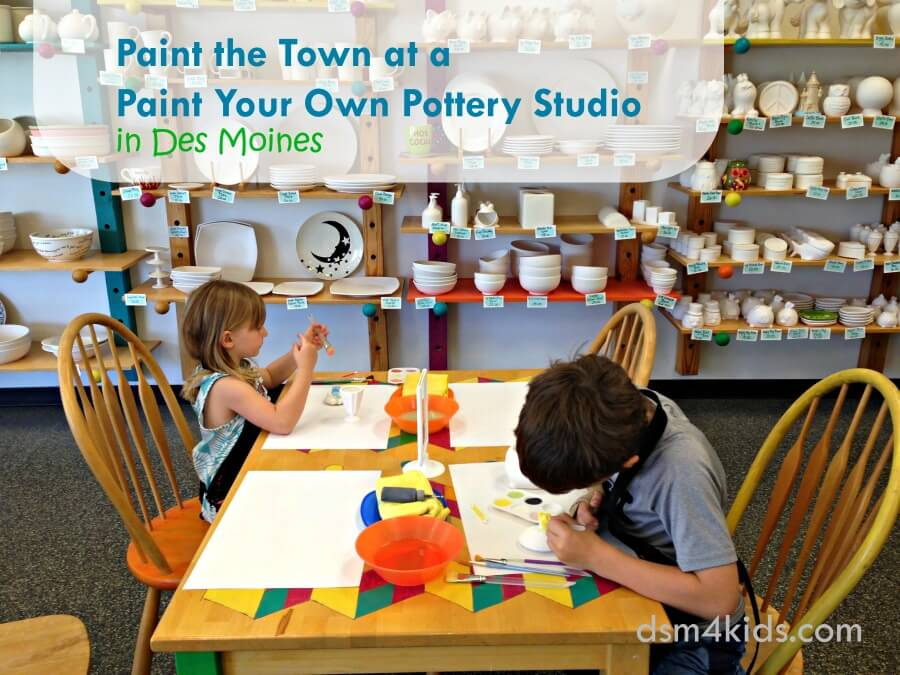 Paint The Town At One Of These Paint Your Own Pottery