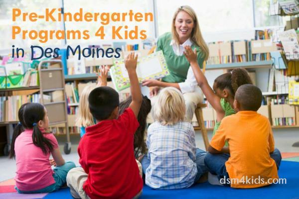 Pre-Kindergarten Programs 4 Kids in Des Moines - dsm4kids.com