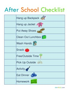 Back To School: Establishing Morning & Evening Routines 4 Kids – dsm4kids.com