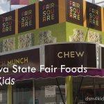 Iowa State Fair Foods 4 Kids – dsm4kids.com