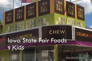 Iowa State Fair Foods 4 Kids – dsm4kids.com