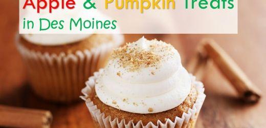 Apple & Pumpkin Treats in Des Moines