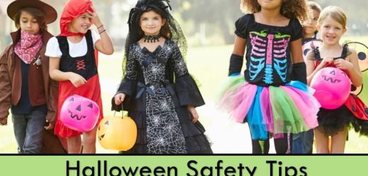 Halloween Safety Tips 4 Kids in Des Moines