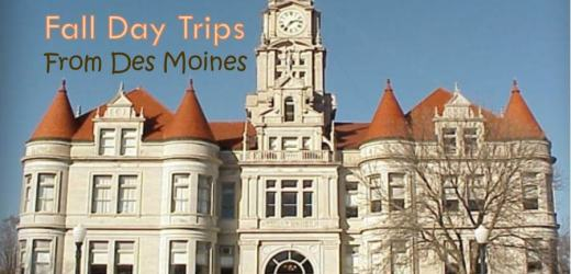 Fall Day Trips From Des Moines